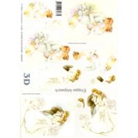 Hochzeit 3D Bogen Le Suh A4