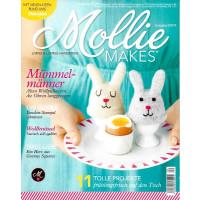 Mollie Makes Nr. 09; Tolle Projekte frühlingsfrisch...