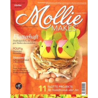 Mollie Makes Nr.11; Flotte Projekte