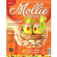 Mollie Makes Nr.11; Flotte Projekte