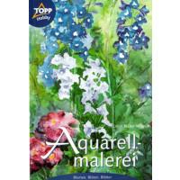 Blumen, Blüten, Blätter Aquarellmalerei