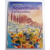 Aquarellmalerei Landschaften, Englisch Verlag