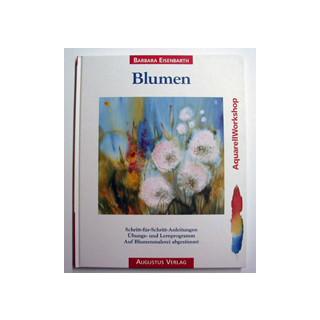 Blumenaquarelle - Augustus Verlag