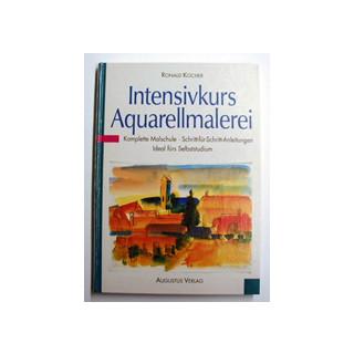 Intensivkurs Aquarelmalerei - Augustus Verlag