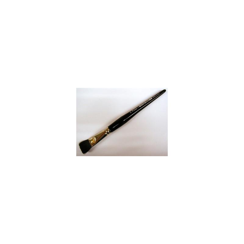 Aquarellpinsel flach Nr. 20 Lineo