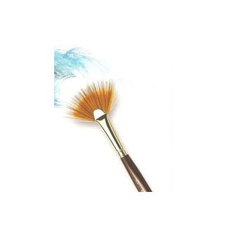 Vario - Tip Fan Aquarellpinsel Faecherpinsel Nr. 5
