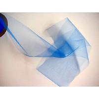 Tüll blau 10cm