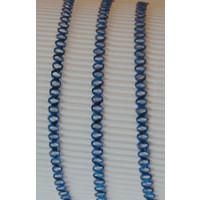 Bändchen blau 6mm