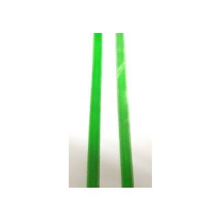 Samtband  9 mm grün