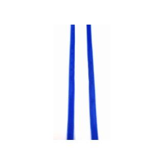 Samtband  9 mm blau