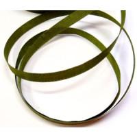Taftband br. 8mm fb. 542 olivgrün