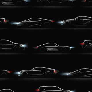 Druck Dream Cars Night