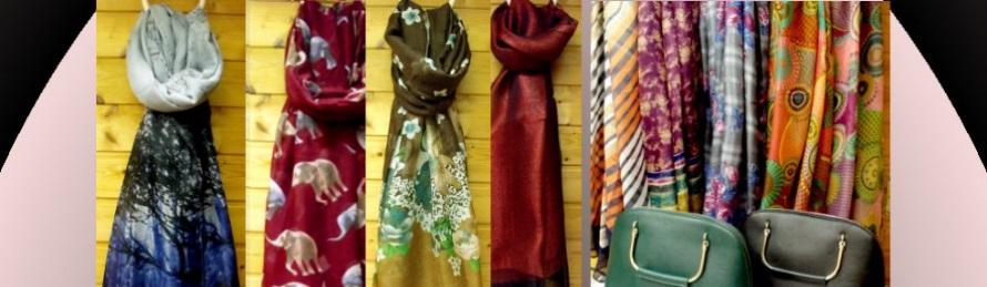 Accessoires, Tücher, Schals, Taschen, Shopper